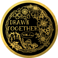 DrawnTogether with love avatar