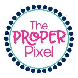 The Proper Pixel avatar