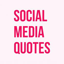 Social Media Quotes Avatar