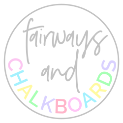 Fairways and Chalkboards Avatar