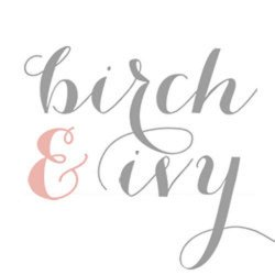 Birch and Ivy Design avatar