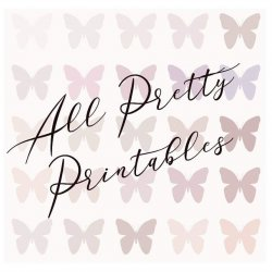 All Pretty Printables avatar