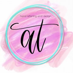 AT Hand lettering and Design Avatar