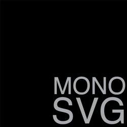 MonoSVG Avatar