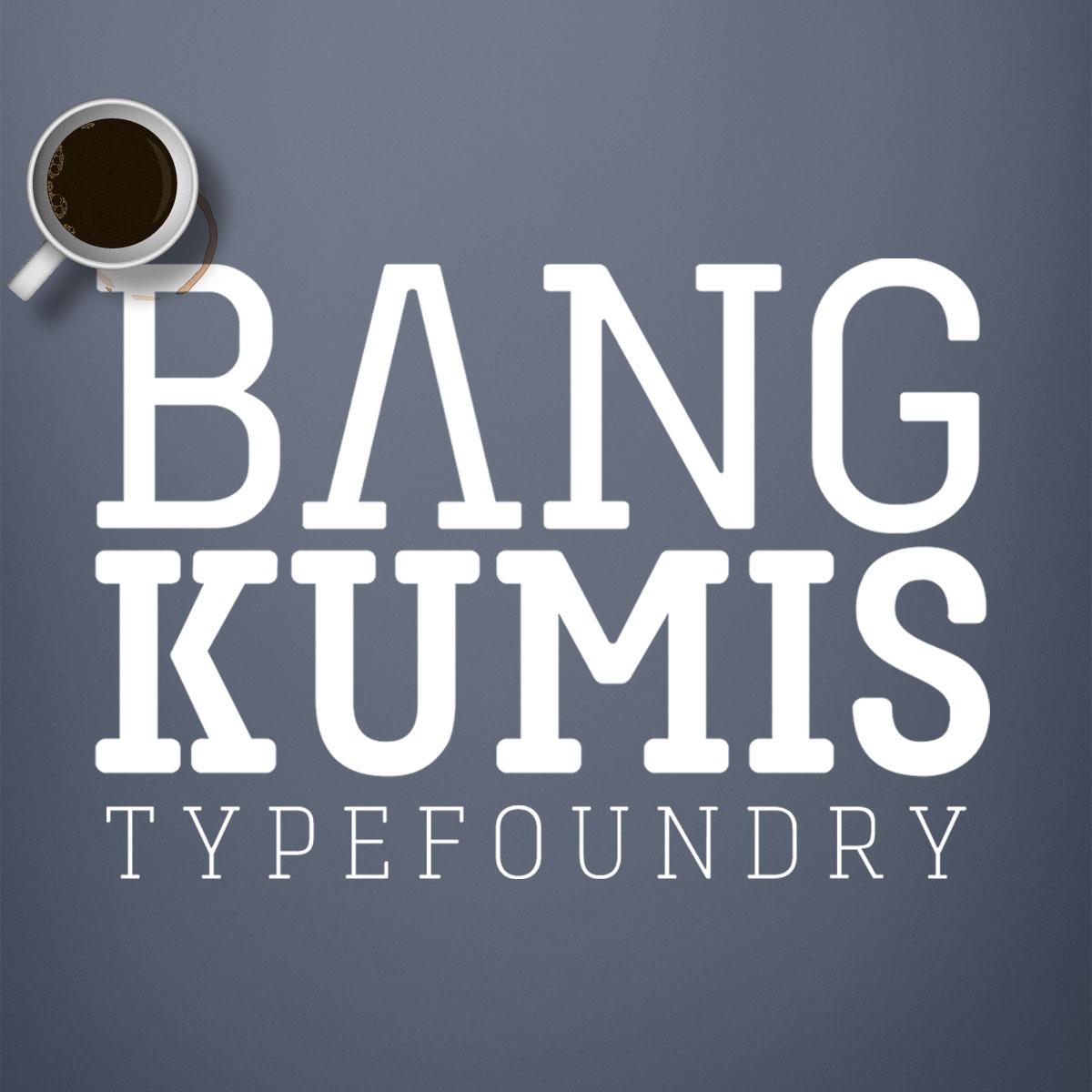 Bang Kumis Typefoundry avatar