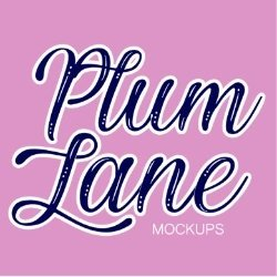 Plum Lane Mockups Avatar