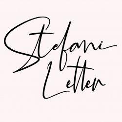Stefani Letter Avatar