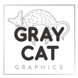 Gray Cat Graphics Avatar