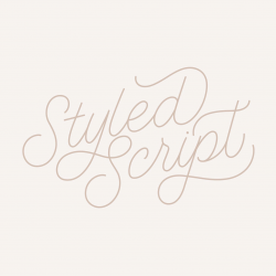 The Styled Script avatar