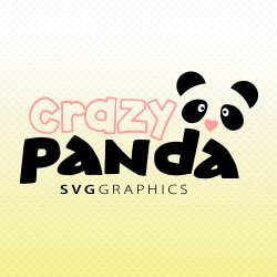 Crazy Panda Svg avatar