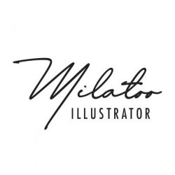 Watercolor clipart by Milatoo Avatar