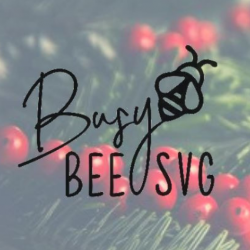 Busy Bee SVG avatar