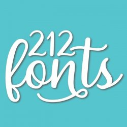 212 Fonts Avatar