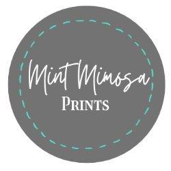 Mint Mimosa Prints avatar