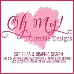 Oh My Cuttable Designs avatar