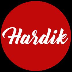 Hardik avatar