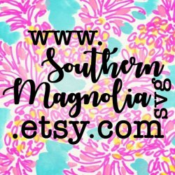 Southern Magnolia SVG avatar