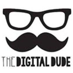 The DIGITAL DUDE avatar