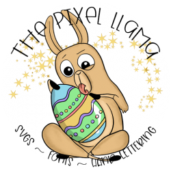 The Pixel Llama avatar