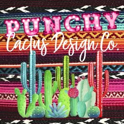 Punchy Cactus Design Co avatar