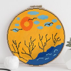 Cross Stitch Pattern avatar