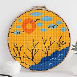 Cross Stitch Pattern Avatar