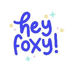 Hey Foxy Lettering & Design avatar