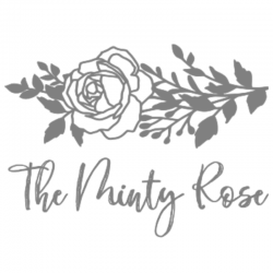The Minty Rose SVG avatar