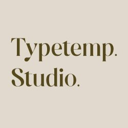 Typetemp Studio Avatar