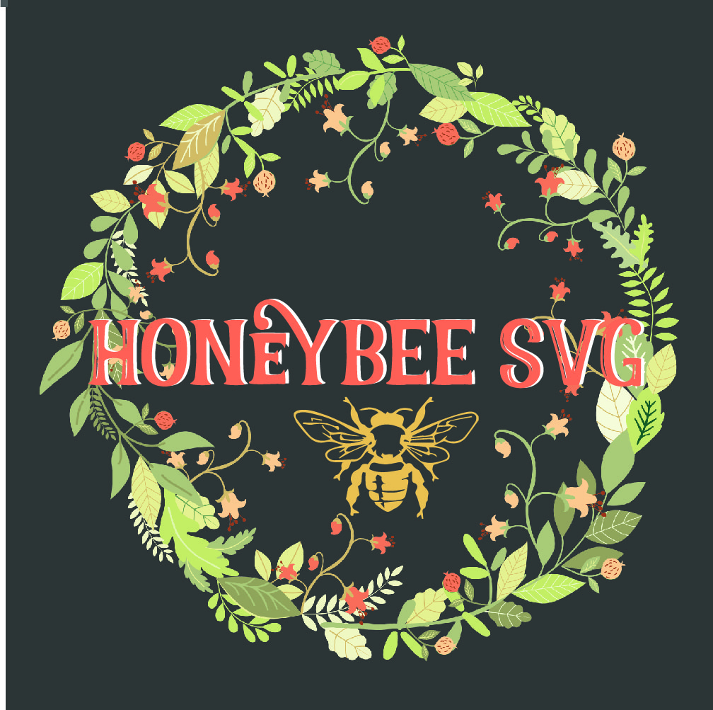 Honeybee SVG avatar