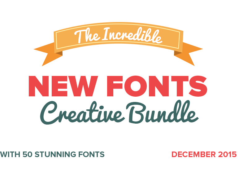 New Year New Fonts Bundle