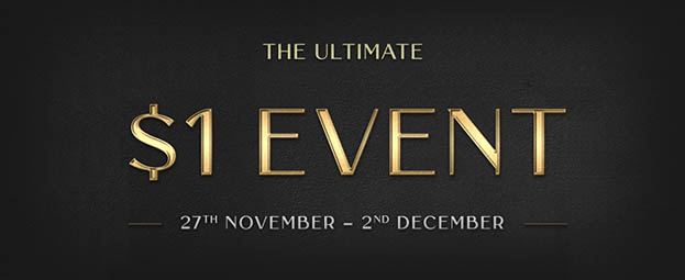 Ultimate $1 Event