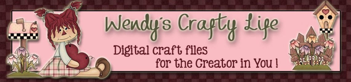 Wendy's Crafty Life Profile Banner