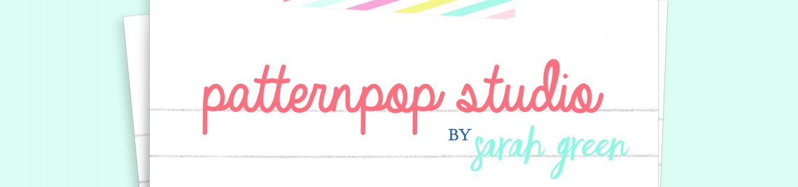 patternpop studio Profile Banner