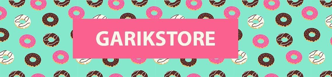 GarikStore Profile Banner