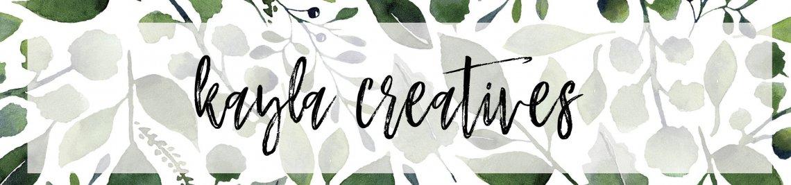 Kayla Creatives Profile Banner