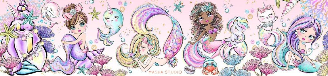 MASHA STUDIO Profile Banner