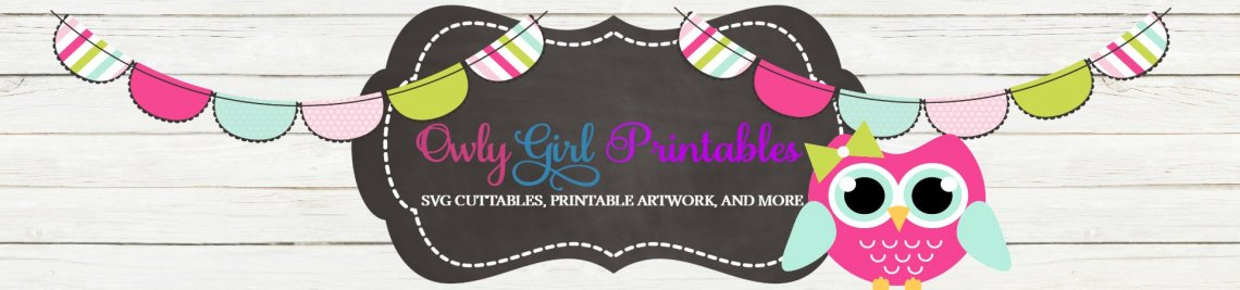 Owly Girl Printables Profile Banner