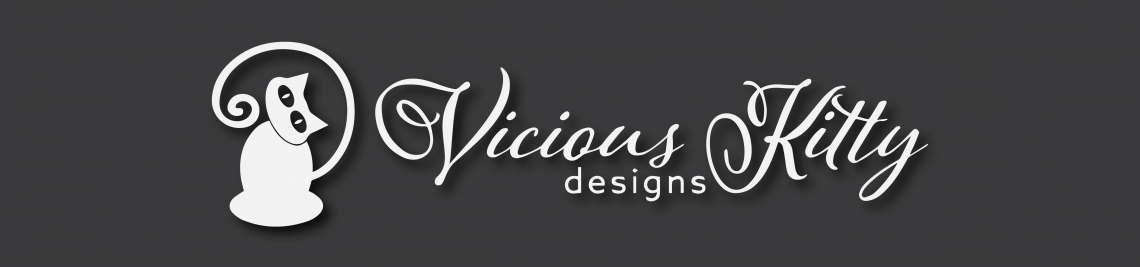 Vicious Kitty Designs Profile Banner