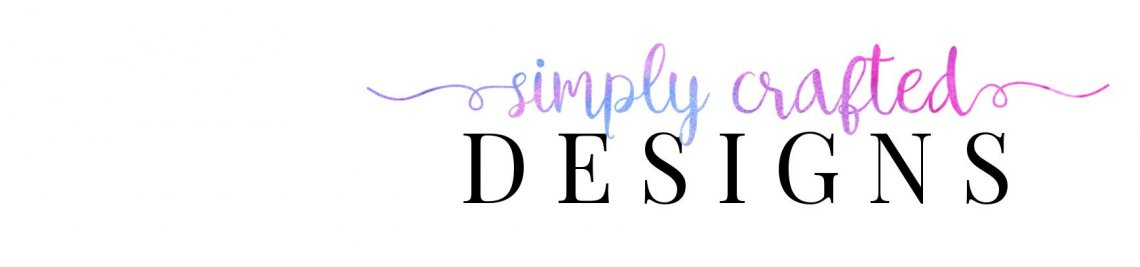 Simply Crafted Designs Profile Banner