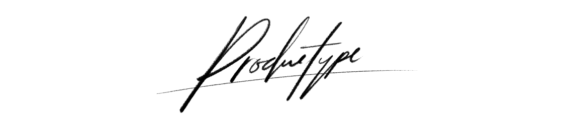 Productype Profile Banner