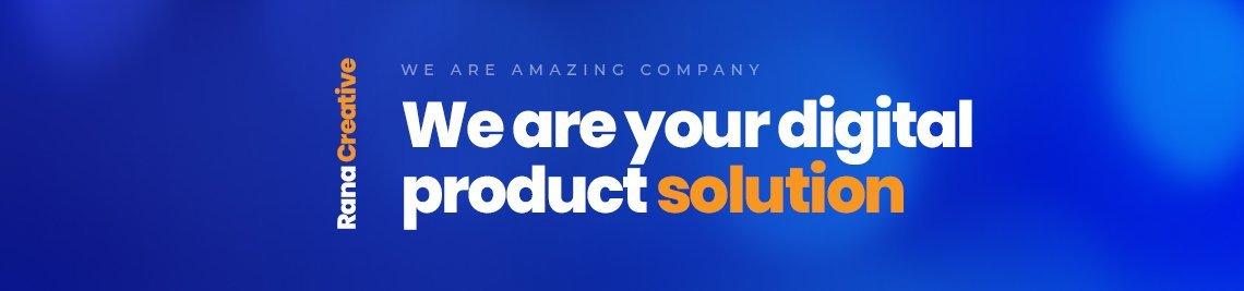 Rana Creative Profile Banner