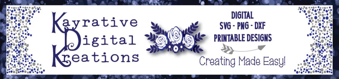 Kayrative Digital Kreations Profile Banner