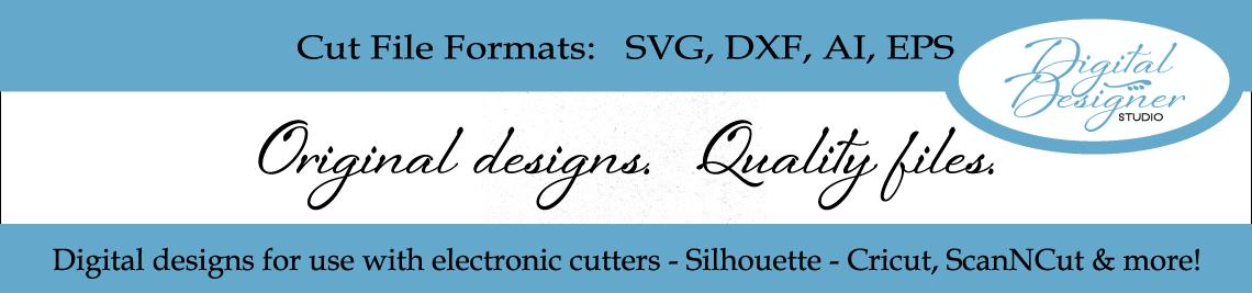 Digital Designer Studio Profile Banner