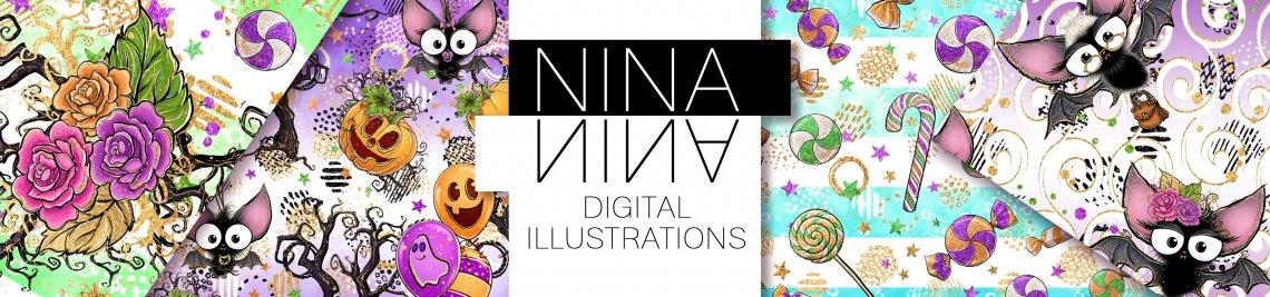 NinaNinaCraft Profile Banner