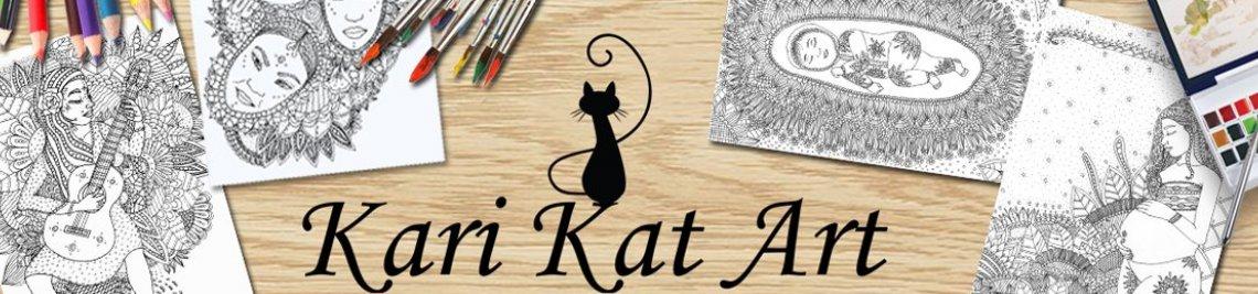 Kari Kat Art Profile Banner
