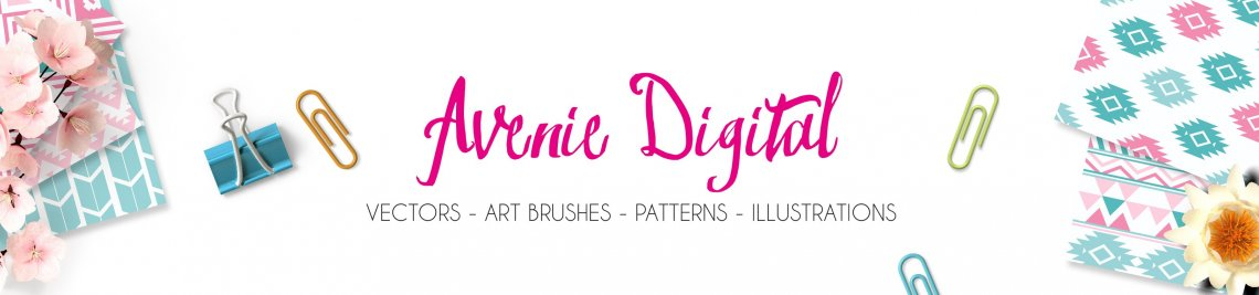 Avenie Digital Profile Banner