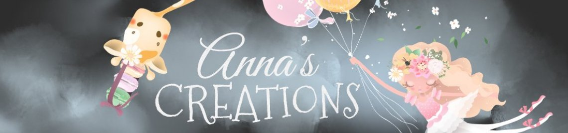 Anna's Creations Profile Banner