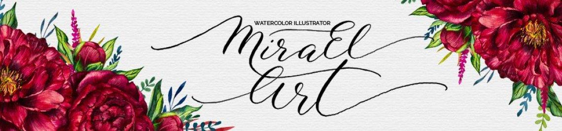 MiraEl Art Profile Banner