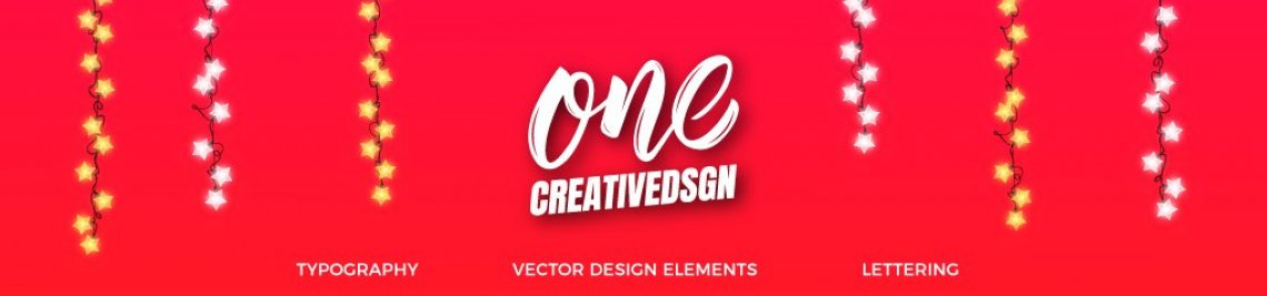 One CreativeDSGN Profile Banner